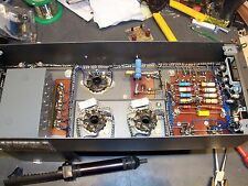 QUAD II Tube Amplifier REPAIR + RESTORATION Service and Upgrade Mundorf Supreme