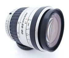 SMC Pentax-FA 28-80mm f3.5-5.6 Zoom Lente de enfoque automático para Pentax Dslr Gratis Reino Unido P&p!