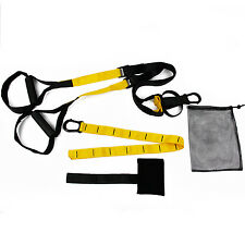 New Suspension Straps Home Workout GYM MMA Resistance Training Band