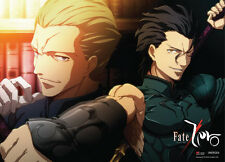 Fate Zero Lancer Wall Scroll Poster Anime NEW