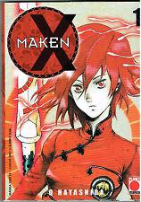 Maken X n. 1 di Q Hayashida - DOROHEDORO - SCONTO 50% - ed. Planet Manga