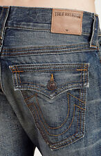 NWT MADE IN USA True Religion Ricky TRIPLE NEEDLE Jeans size 38 $249 STREET VICE