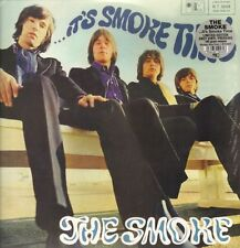 The Smoke(180g Grey Vinyl LP)It's Smoke Time-Morgan Blue Town-BT5008G-U-M/M