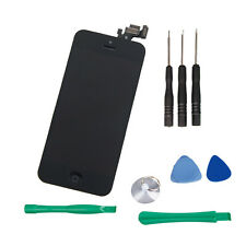 Complete LCD Digitizer Home Button Screen Replacement Assembly for iphone 5
