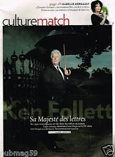 Coupure de Presse Clipping 2010 (3 pages) Ken Follet