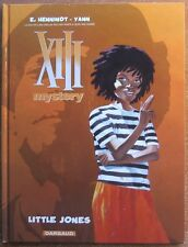 XIII MYSTERY T. 3 : LITTLE JONES - E.O. - HENNINOT - YANN - DARGAUD -2010-