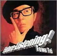 Future Listening - Towa Tei - CD New Sealed