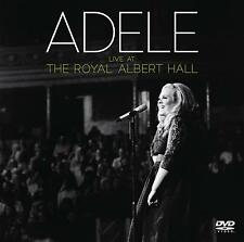 Adele - Live at the Royal Albert Hall - New CD/DVD - Pre Order - 7/4