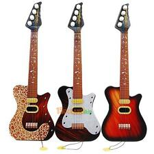 Kid's Baby 4 String Acoustic Guitar Wisdom Development Simulation Music Toy Gift