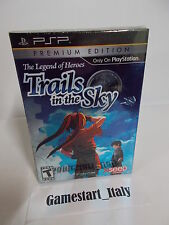 THE LEGEND OF HEROES TRAILS IN THE SKY LIMITED PREMIUM EDITION - PSP - NEW