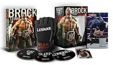 WWE: Brock Lesnar - Eat. Sleep. Conquer. Repeat. Collector's DVD Set New