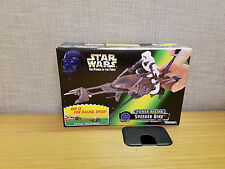 Kenner Star Wars Power of the Force Power Racing Speeder Bike, New!