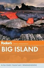 Fodor's Big Island of Hawaii (Full-color Travel Guide)-ExLibrary