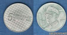 Suisse – 5 Francs 1989 Mobilisation – Switzerland Swiss
