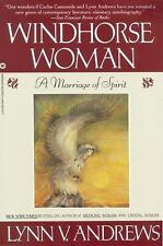Windhorse Woman: A Marriage of Spirit, Lynn V. Andrews, 0446391727, Book, Good