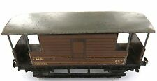 SCARCE VINTAGE HORNBY - DUBLO LMS 730026 CARRIAGE OO GAUGE.
