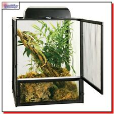 Best Screen Habitat for Reptile Tank Cage Lizard Snake Amphibian Python