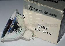 LAMPADA ENH 120 V 250 W GY5.3  DIA PROIETTORE ( Kodak,E.Leitz,Technicolor )