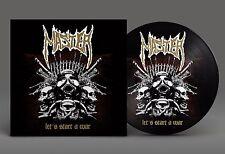 """Master - let's start a war (Picture-LP, lim. 100), 12"""" Vinyl Pic-LP, NEW lets"""