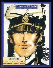CATALOGUE VENTE BD AUX ENCHERES    ETUDE  TAJAN     8/04/2000
