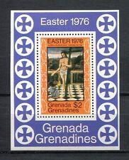 26050) GRENADA Grenadines 1976 MNH** Nuovi** Easter