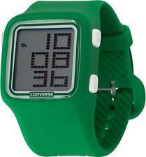 CNP        VR002-325 GREEN Converse Digital Gents Resin Strap Watch