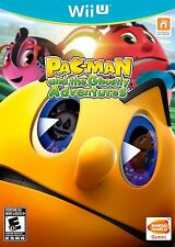 Pac-Man and the Ghostly Adventures SEALED Nintendo Wii U GAME