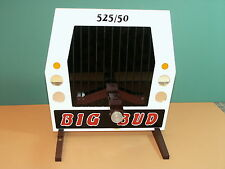 BIG BUD 525/50 Display Grill Unique Collectible Holds 1/32  Diecast Models