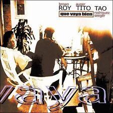 Roy Brown, Tito Auger & Tao...-Que Vaya Bien CD NEW