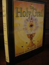 THE HOLY GRAIL OCCULT SECRETS ORIGINS MEANING GODWIN