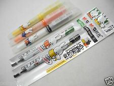 12pen +10 refill Miffy FGP22004 0.5mm  fine roller ball pen Black(Made in China)
