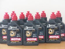 16,50€/l Motul Gear Competition SAE 75W-140  10 x 1 L