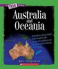 Australia and Oceania (New True Books: Geography)