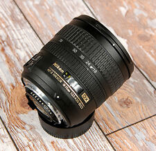 Limpiar Nikon 18 70mm AF-Objetivo Zoom Digital S DX todos Ideal ED Sensor de cultivos DSLR
