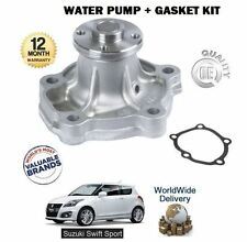 FOR SUZUKI SWIFT 1.6 SPORT M16A 2011-  NEW WATER PUMP + GASKET KIT