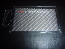 2x Imitación Fibra De Carbono Micro Fibra Microfiber Visera De Casco