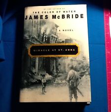 Miracle at St. Anna by James McBride (2002, Hardcover)