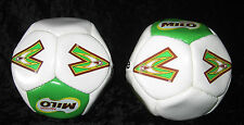 2 ~ Promotional Mini Soccer Ball for Nestle Milo 2006 World Cup