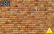 Vino Tappi di sughero qualità Puzzle 1000 Pezzi (Piatnik)