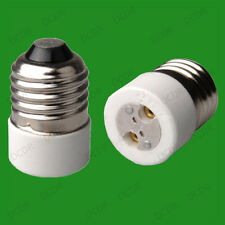 40x Edison Screw ES E27 To MR16 GU5.3 Light Bulb Adaptor Lamp Converter Holder