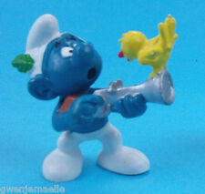 SCHTROUMPF CHASSEUR  20106 W.GERMANY SMURF PUFFI SCHLEICH PITUFO