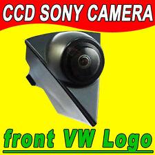 Sony CCD VV Passat Jetta Logo Front Vorne Auto Vorderansicht Kamera car camera