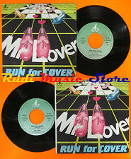 LP 45 7'' MR LOVER Run for cover 1983 italy CAT RECORD CAT-NP 5003 cd mc*dvd vhs