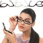 Schminkbrille Schminkhilfe trotz Sehbeeinträchtigung perfekt Schminken