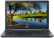 "Acer ES1-521 LAPTOP  AMD A4 /4GB /1TB /Linux /15.6"" (NX.G2KSI.010) Black"