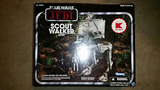 STAR WARS VINTAGE COLLECTION SCOUT WALKER AT-ST K-MART Exclusive 2012 BOX ONLY
