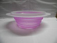 TUPPERWARE    MiniMax Faltsieb   Neue Farbe pink/weiß 1,5l