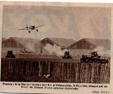 1937  --  A LA FETE DE L ARMEE DE L AIR A VILLACOUBLAY    3K394