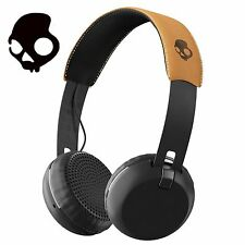 NEW Skullcandy Grind Wireless Bluetooth On Ear Headphones with Mic  S5GBW