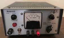 Kepco Variable Power Supply ABC 7.5-2 M